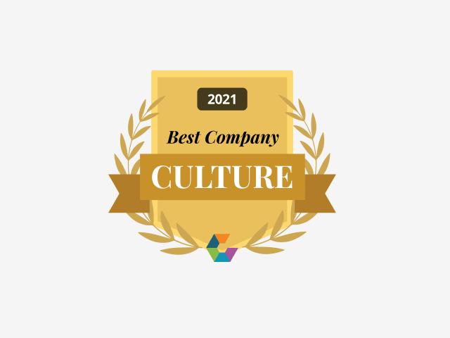 最佳企业文化徽章