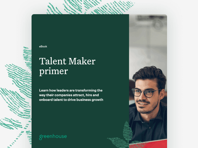Cover image of the Talent Makers primer