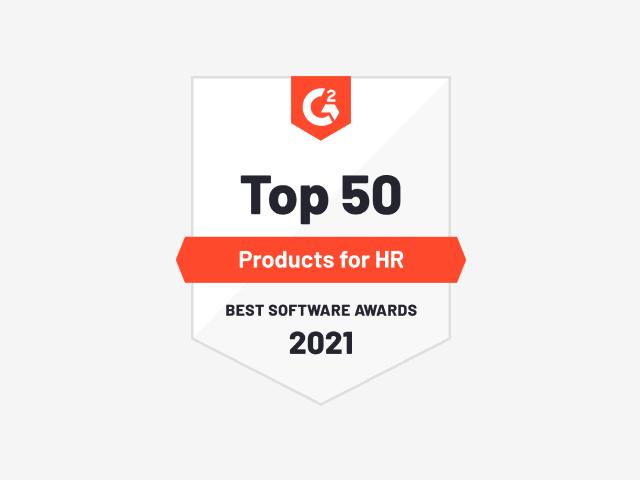 G2 bage - HR前50名产品