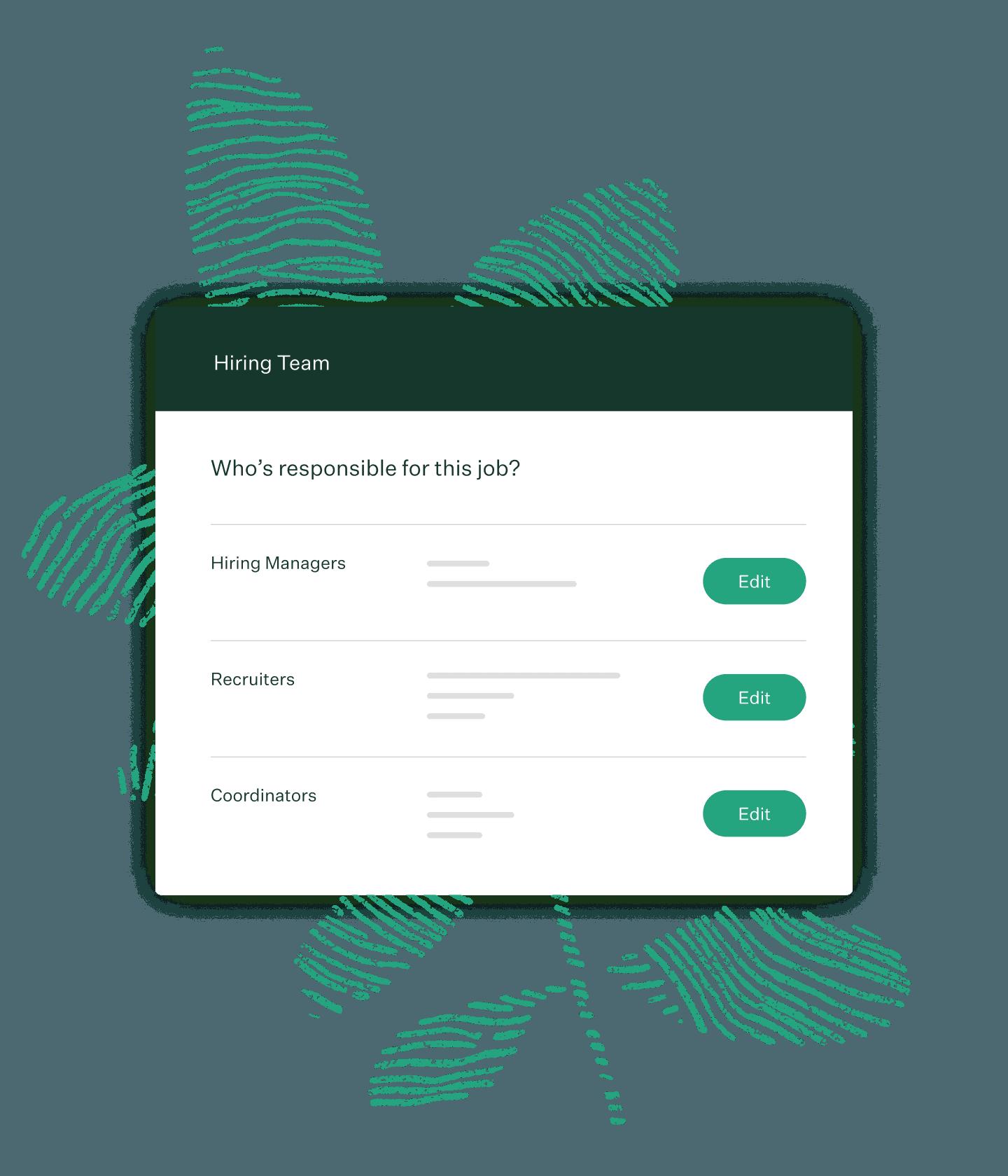 Greenhouse Recruiting hiring team