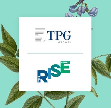 TPG成长和上升基金标志的形象