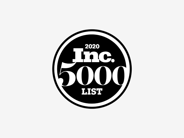 Inc 5000 2020 logo