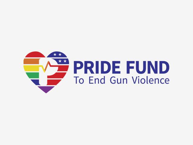 Pride Fund to End Gun Violence logo