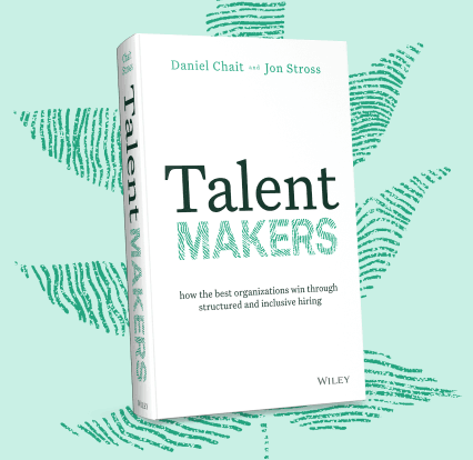 Image of Talent Makers book cover