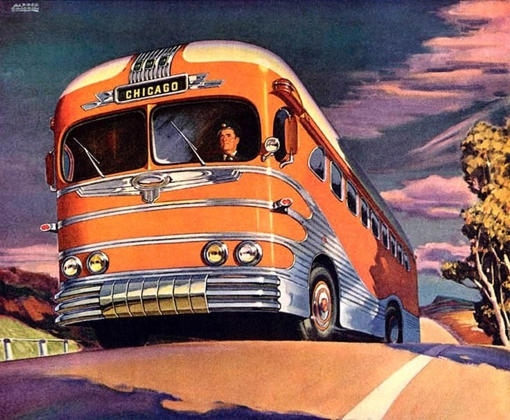 Bus driver blog