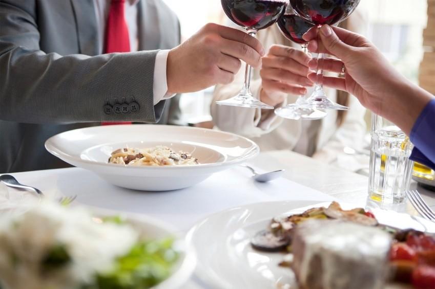 Business meal2 blog