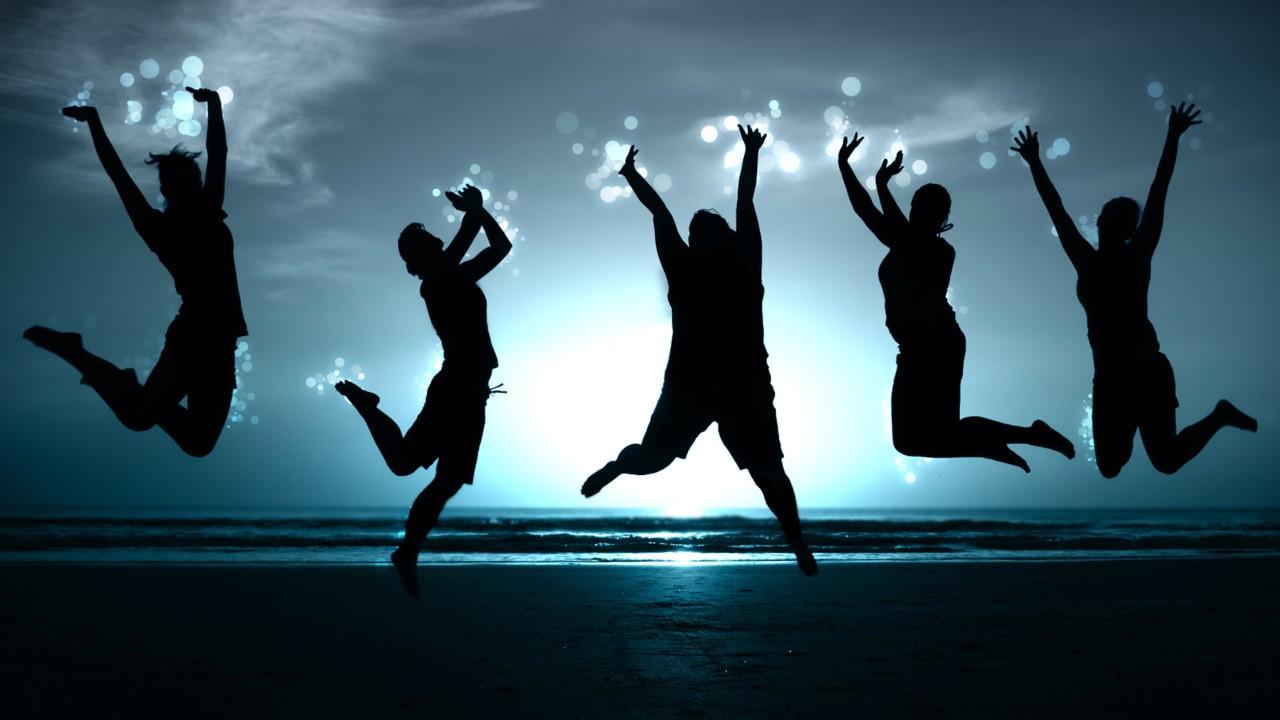 Jump for joy blog