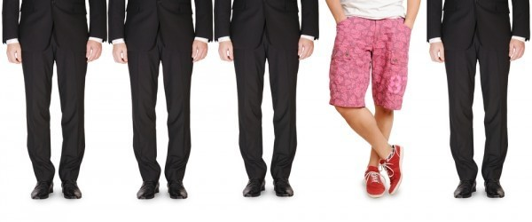 Suits and shorts blog