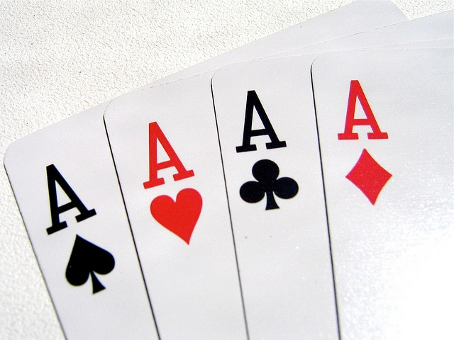 The four aces of online personal branding